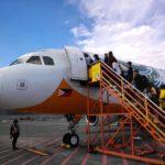 日本または海外からクラーク国際空港(アンへレス)への乗り継ぎ便