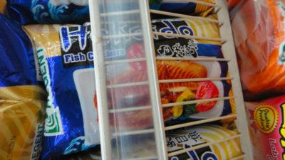 フィリピンのスナック菓子のHokaido