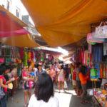 アンへレスのローカル市場散策
