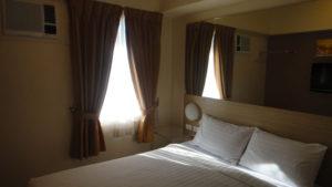 セブ島のレッドプラネットホテル