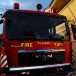 フィリピンのドゥテルテ大統領が火災時の避難方法をアドバイス
