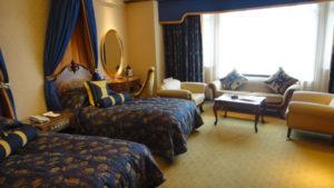 マカオのリスボアホテル