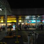 マニラ国際空港からアンへレスまでタクシーを利用