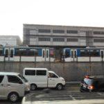 マニラの電車