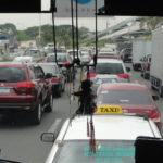 マニラからアンへレス行きのバス