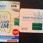 アンへレス(フィリピン)で利用していたSmartやglobeのプロモ
