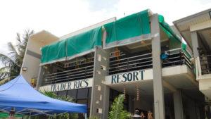 スービックのトレーダーリクスリゾートアンドレストラン