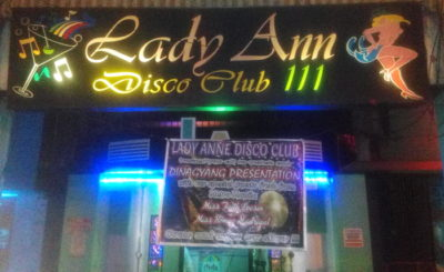 フィリピンイロイロの人気バーLady Ann
