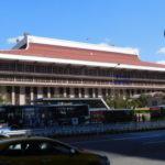 【台北】桃園国際空港から台北駅までバスで移動と両替