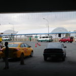 クラーク国際空港からアンヘレス市内への移動