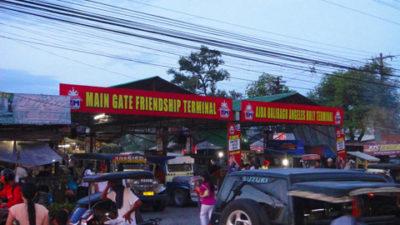 アンへレスバリバゴのFriendship Jeepney Terminal