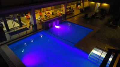 イロイロのサークルインホテルのプール