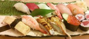 大阪のおいしい寿司