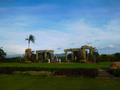 バコロドのNo.1観光地ザ・ルーインズ(The Ruins)