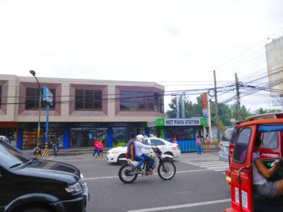 バコロドのBongBong'sのHot Piaya Station