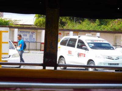 イロイロのWeesam Expressフェリー時刻表とタクシー