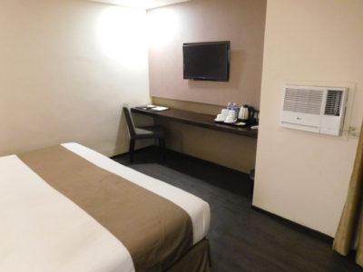 GTホテルイロイロのスーペリアキングルーム