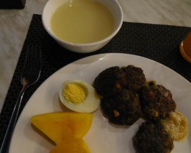GTホテルイロイロの朝食ビュッフェ
