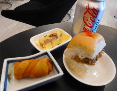 マニラ国際空港ターミナル3のプライオリティ・パスラウンジPacific Club
