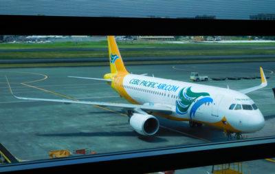 マニラ国際空港のセブパシフック