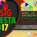 【アンへレス】4/29にフィリピン料理のシシグ祭開催