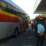 マニラの南西バスターミナル移転延期とMRT故障、道路工事