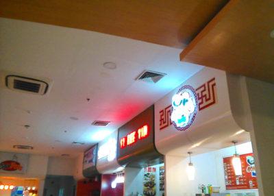 ダバオの安くておいしいラーメンGongfu Noodles