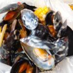 フィリピンのおいしいムール貝と日本でも貝毒に要注意