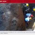 フィリピンイサベラ州でトレジャーハンター2人が生き埋め
