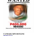 フィリピンでは犯罪者には懸賞金、行方不明者には報奨金