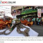 5月は祭りで田舎に帰るフィリピーナが多い。