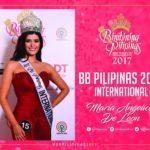 ミスユニバースとミスインターナショナルフィリピン代表2017が決定!