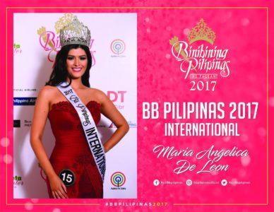 出典:Binibining Pilipinas2017