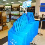 フィリピンで買い物をする時はエコバックが必須?