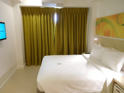 ゴーホテルズマニラエアポートロードの部屋
