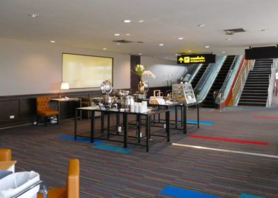 バンコクのドンムアン国際空港のミラクルラウンジ