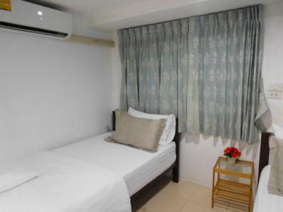 バンコクのドンムアン空港に近いおすすめホテルWe Inn