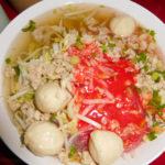タイのおいしいラーメン(クワイティアオ)の食べ方