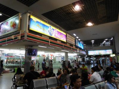バンコクのモーチットバスターミナル