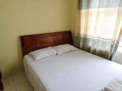 ドーソンのHoa Cucホテルの部屋