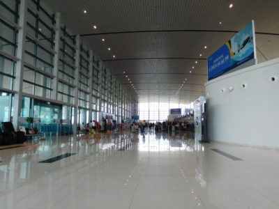ハイフォンのカットビ国際空港