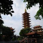 【ハイフォン】有名なお寺ドゥハンパゴダとPho Chieu Pagoda
