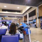 バンコクのドンムアン国際空港のプライオリティパスラウンジをまたはしご