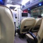チェンライからコンケンへバス移動とコンケンのホテル