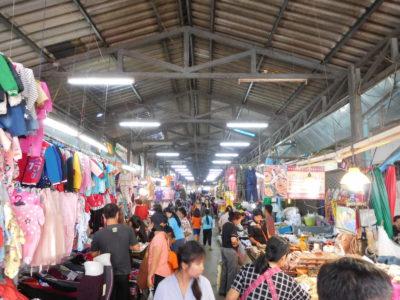 チェンライのCentral Day Market