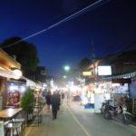 タイのバックパッカーの聖地パーイでのんびり