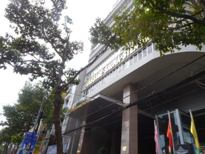 ベトナムのカントーのフォーチュンランドホテル
