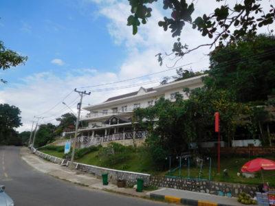 カンボジアのケップのザビーチハウスホテル