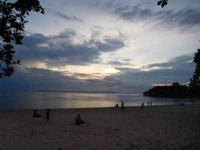 カンボジアのケップビーチ