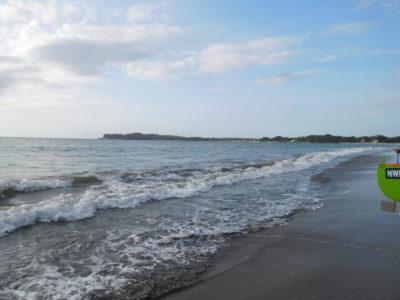ラウニオンのバウアンビーチ
